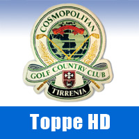 toppe HD ricamate